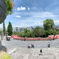 Mexico City: Day 3 - Three delicious Food Stops and a visit to the Chapultepec Castle!